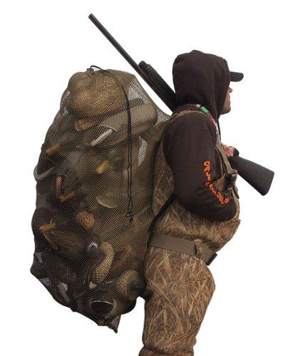 Avery Hunting Gear Ghg Standard Mesh Decoy Bag-Dark Moss (30 Decoys)