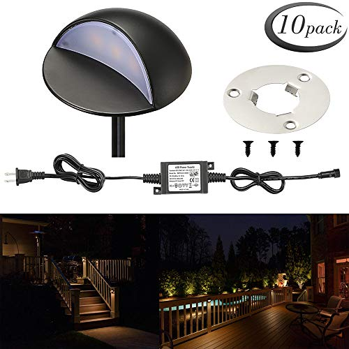 See the TOP 10 Best<br>Recessed Led Deck Light Kit
