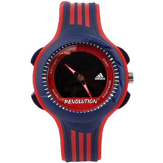 adidas New England Revolution - Reloj de Pulsera para Hombre: Amazon.es: Relojes