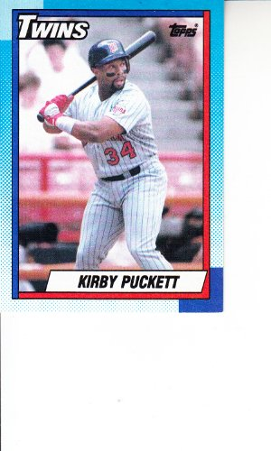 1990 Topps Baseball #700 Kirby Puckett Minnesota Twins ()