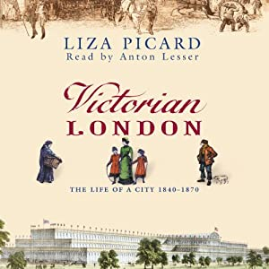 Victorian London Hörbuch