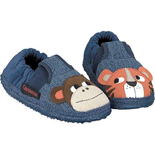 Giesswein Affing, Zapatillas Bajas para Niños Azul (527 / Jeans)