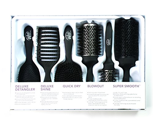 Wet Brush Epic Professional 6 Piece Master Set, 61.6 Ounce
