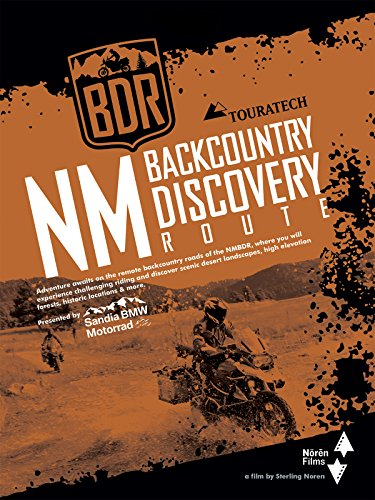NM Backcountry Discovery Route