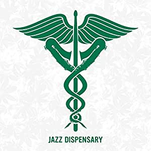 Jazz Dispensary: Cosmic Stash [Vinilo]