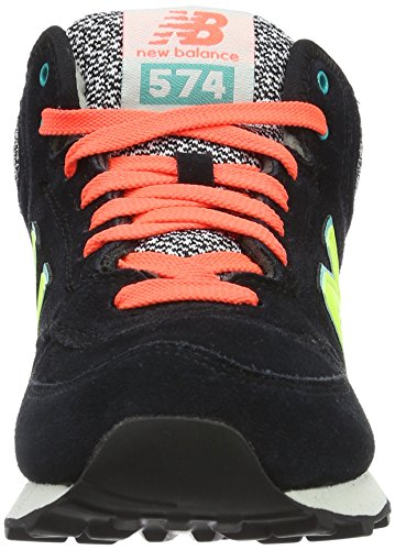 Sneakers Femme 574 Hautes Mid New Balance nqfx4fa