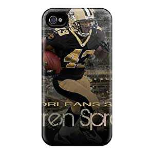 Snap-on New Orleans Saints Cases Covers Skin Compatible With Iphone 6