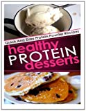 Healthy Protein Desserts, Helen Ferguson, 1495903079
