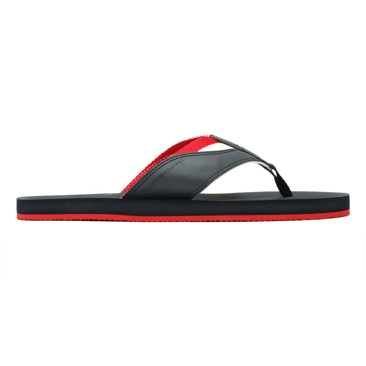 dd91db5151cd Tommy Hilfiger Men s Mix Webbing Synthetic Beach Sandal Midnight-Midnight-11   Amazon.co.uk  Shoes   Bags