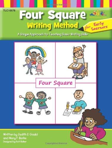 Four Square Writing Method - Early Learners