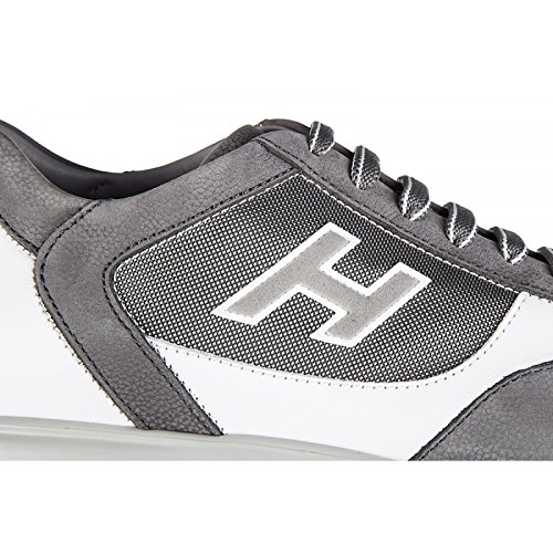 Hogan - Zapatillas para hombre Blanco BIANCO + GRIGIO