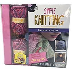 Simple Knitting - Learn To Knit The Easy Way!