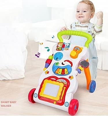 Andador para Bebés para niños de 6, 7~18 meses: Amazon.es: Bebé
