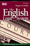 The English Legal System, Gary Slapper and David Kelly, 1859419453