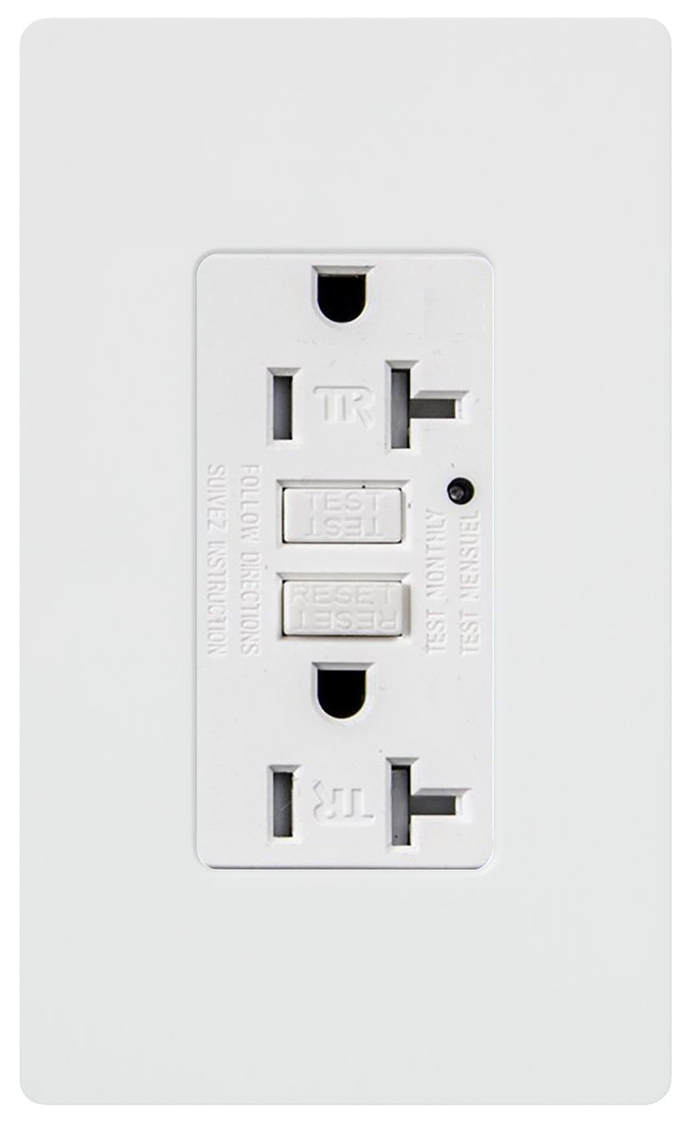 ground fault circuit interrupter outlets - page 3
