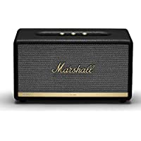 Marshall Stanmore II Wireless Wi-Fi Alexa Voice Smart Speaker (Black)