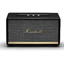 Marshall Stanmore II Wireless Wi-Fi Alexa Voice Smart Speaker - Black