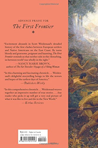 The-First-Frontier-The-Forgotten-History-of-Struggle-Savagery-and-Endurance-in-Early-America