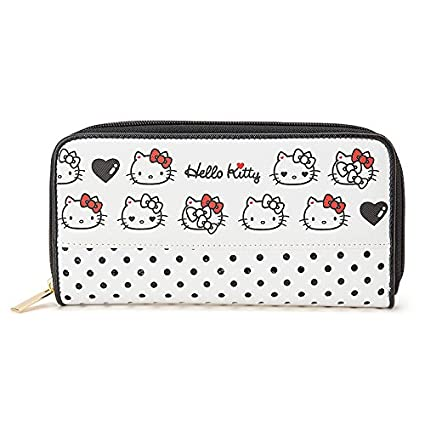 64d5969cb Amazon.com: [Hello Kitty] Long wallets wallet ladies women: Toys & Games