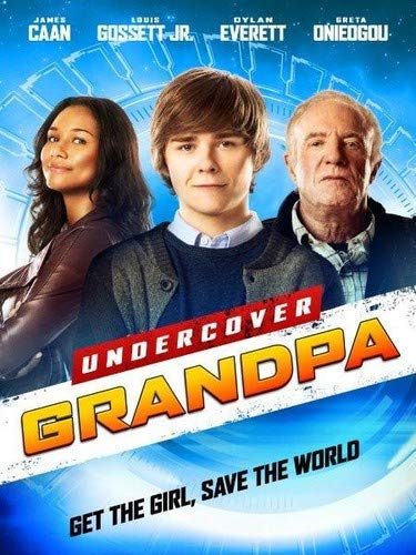 Undercover Grandpa (Into The Wee Hours Of The Morning)