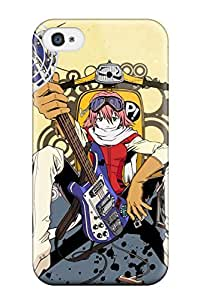Ultra Slim Fit Hard Eric J Green Case Cover Specially Made For Iphone 4/4s- Flcl