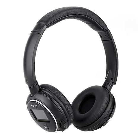 CTKS Auricular Bluetooth Auriculares con Tarjeta De Auriculares ...