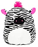 Squishmallow New Kellytoy 12 Inch Tracey The Zebra- Super Soft Plush Toy Animal Pillow Pal Pillow Buddy Stuffed Animal Birthday Gift Holiday