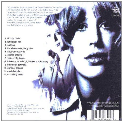 Marianne Faithfull - Rich Kid Blues - Marianne Faithfull - Amazon ...