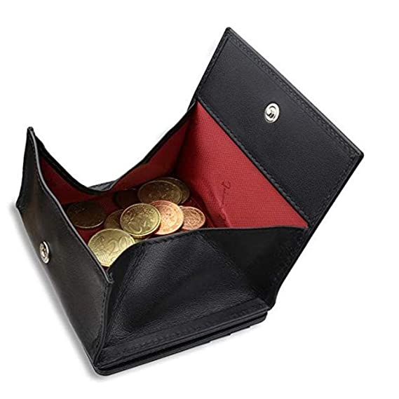 Chw.C1 Plegable Monedero Billetera Billetera De PU Cuero con ...