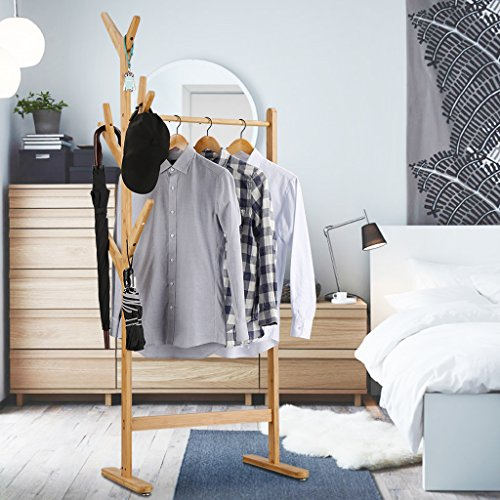 commercial coat rack stand - 8