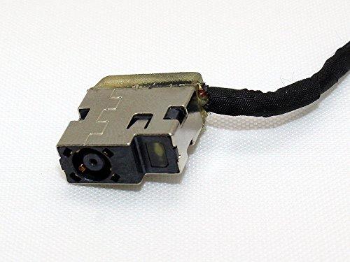 DBParts DC Power Jack Harness Cable For HP 15-AY063ur 15-AY064nb 15-AY064TU 15-AY064TX 15-AY065NR 15-AY065TU 15-AY065TX 15-AY066TU 15-AY066TX 15-AY066ur 15-AY067NA by DBParts (Image #1)