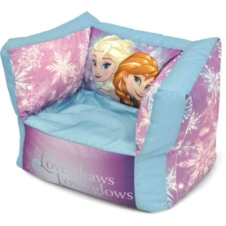 Frozen Square Bean Bag Chair by Disney