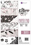 Prima Marketing A4 Paper Pad-Rose Quartz