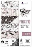 Prima Marketing A4 Paper Pad-Rose Quartz