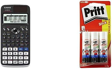 Reversible Red//Black Calculator Case For Casio FX-991EX