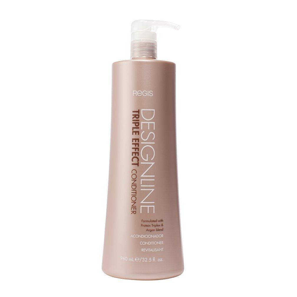 Regis DESIGNLINE Triple Effect Shampoo, 32.5 oz GREENWAY