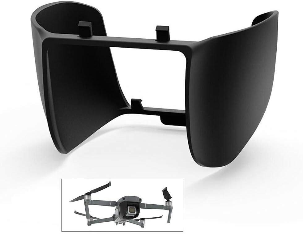 PGYTECH Lens Hood Protective Cover Gimbal Camera Lens Sun Shade Protector for DJI Mavic 2 Pro//Zoom Drone