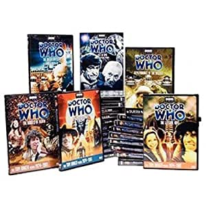 Doctor Who Megaset 1 (27 Discs)