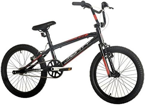 Monty BMX 139 - Bicicleta Unisex, Color Negro, 10