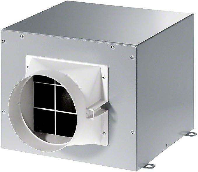 Miele ablg202 Canalizado Ventilador (para campana extractora, ventilador externo, libre de interior Función Atril): Amazon.es: Grandes electrodomésticos