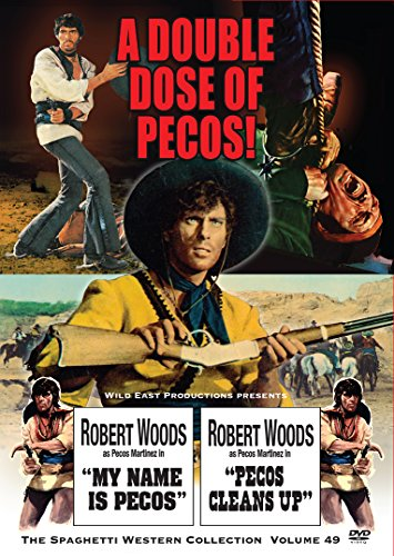 (My Name is pecos / Pecos Cleans Up [Blu-ray])
