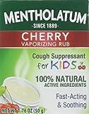 Mentholatum Kids Chst Rub Size 1.76z Mentholatum