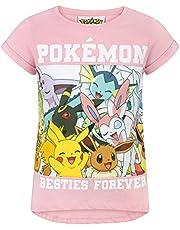 Pokemon Besties Forever Girls T-Shirt