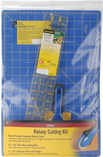 Rotary Cutting Kit- 1 pcs sku# 643909MA by Dritz
