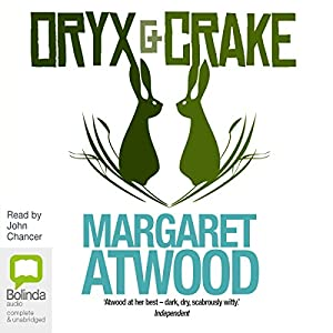 Oryx and Crake Audiobook