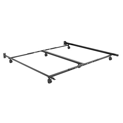 Amazon.com: Fashion Bed Group Low Profile Adjustable Bed Frame TK46R ...