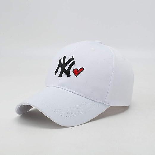 xiaochicun Nuevo Sombrero Femenino sombrilla Gorra de béisbol ...