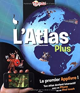 """Afficher """"L'atlas plus"""""""