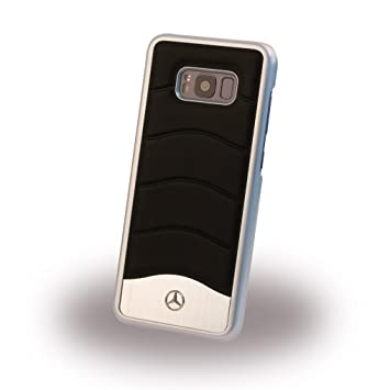 outlet store 2fae4 b2c96 Mercedes-Benz Wave III Leather Plus Brushed Aluminium: Amazon.co.uk ...