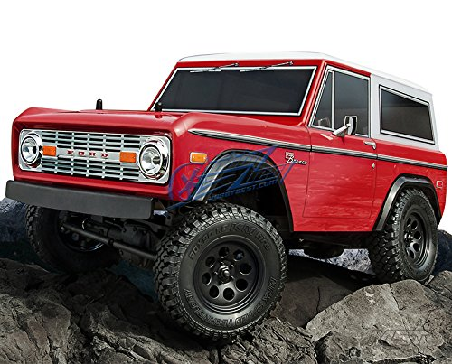 MST CFX 1/10 4WD High Performance OFF-Road car KIT-w/ESC&motor, FORD Bronco - Bronco 4wd Kit